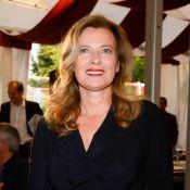 Fête des Tuileries : Valérie Trierweiler esseulée, Marilou Berry amoureuse...