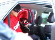 REPORTAGE PHOTOS : Rihanna et Chris Brown, pris à nouveau en... flagrant délit !
