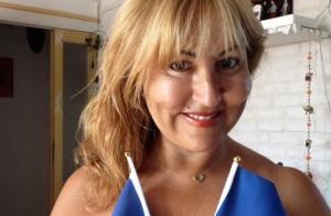 Marie-Paule (L'amour est dans le pré) : Topless pour soutenir les Bleus !