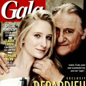 Gérard Depardieu : Confidences émues avec Louise, la fille de Guillaume