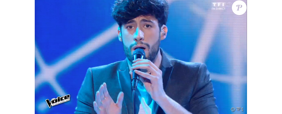 """MB14 - """"The Voice 5"""", le premier live sur TF1. Samedi 23 avril 2016."""