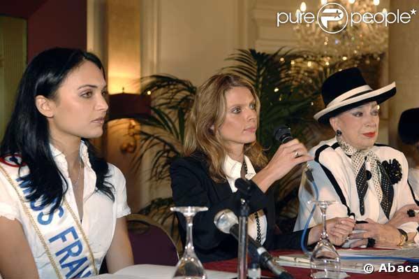 Valérie Begue,Sylvie Tellier et Geneviève de Fontenay