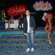 """Exclusif - Jérémy Lorca à la première du spectacle """"Ohlala"""" aux Folies Bergères à Paris, le 30 juin 2016. © CVS/Bestimage"""