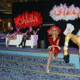 """Exclusif - Première du spectacle """"Ohlala"""" aux Folies Bergères à Paris, le 30 juin 2016. © CVS/Bestimage"""