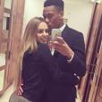 Samantha et Anthony Martial avant leur rupture