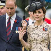 Kate Middleton, émue au bras de William : Camilla se recueille...
