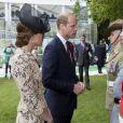 Kate Catherine Middleton, duchesse de Cambridge et le prince William - Commémorations du centenaire de la Bataille de la Somme à Thiepval, bataille qui fût la plus meurtrière de la Première Guerre Mondiale. Le 1er juillet 2016