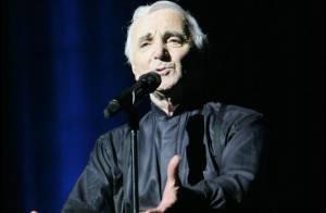 Charles Aznavour reprend la route et remonte sur scène à l'autre bout du monde à... 84 ans !