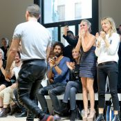 Fashion Week : Laeticia Hallyday, ravissante sans Johnny pour applaudir un ami