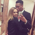 Samantha et Anthony Martial avant leur rupture