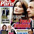 Le magazine Ici Paris du 6 juillet 2016