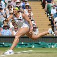 Marion Bartoli a remporté son tout premier succès en grand chelem en disposant de l'Allemande Sabine Lisicki 6-1, 6-4 en finale de Wimbledon à Londres le 6 juillet 2013