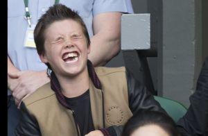 Cruz Beckham : Hilare à Wimbledon, il se moque de son frère Romeo, boudeur