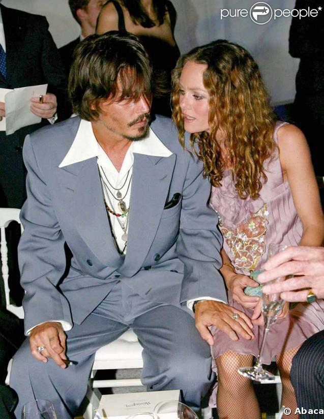 johnny depp y vanessa paradis. johnny depp vanessa. johnny
