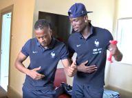 Euros 2016 : Paul Pogba et Patrice Evra, des Bleus rois du dancefloor !