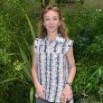 Sylvie Testud - Défilé Bonpoint Collection printemps / été 2017 à l'Hôtel de Brancas à Paris le 6 juillet 2016. © Giancarlo Gorassini / Bestimage