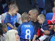 Euro 2016 - Dimitri Payet: Ses 3 enfants irrésistibles font le buzz sur la Toile