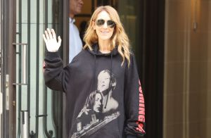 Céline Dion : Son clin d'oeil couture à