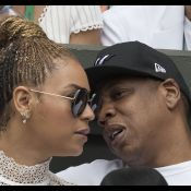 Wimbledon : Beyoncé, Jay Z et Natalie Portman drunk in love pour Serena Williams