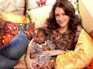 PHOTOS : Joely Fisher de Desperate Housewives vous présente sa petite fille !