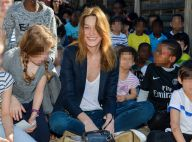 Giulia Sarkozy sur Instagram : Sa maman Carla Bruni dévoile une superbe photo