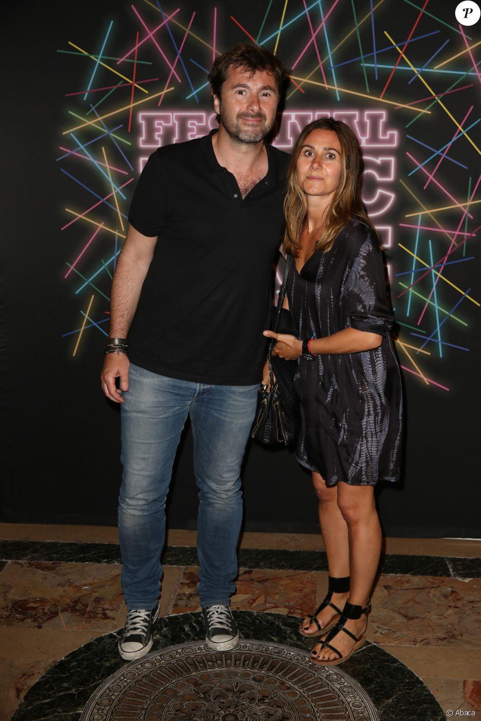 Eric jean jean et sa femme au fnac live festival 2016 paris le 20 juillet 2016 purepeople - Jean francois balmer et sa femme ...