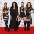 Leigh-Anne Pinnock, Jesy Nelson, Perrie Edwards et Jade Thirlwall (Little Mix) à la Soirée des BBC Music Awards 2015 à Birmingham. Le 10 décembre 2015