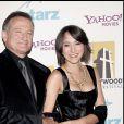Robin Williams et sa fille Zelda à la cérémonie des Hollywood Awards le 23 octobre 2006