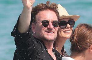 Kate Hudson, Bono... Les stars défilent en maillot au Club 55 à Saint-Tropez