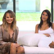 Kim Kardashian avoue avoir accidentellement couvert sa fille d'autobronzant