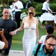 Mariah Carey fait du shopping dans la boutique Dior à Saint Tropez, France, le 19 juillet 2016. © Agence/Bestimage