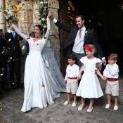 Valéry Giscard d'Estaing : L'ex-président a marié son petit-fils, Frédéric