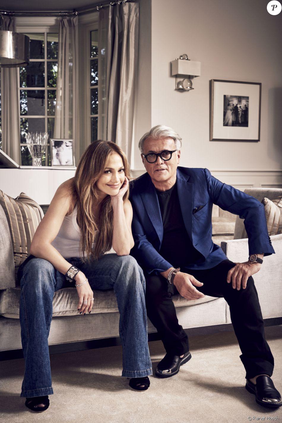 Jennifer Lopez et Giuseppe Zanotti s'associent pour créer une ligne de chaussures, disponible en 2017.