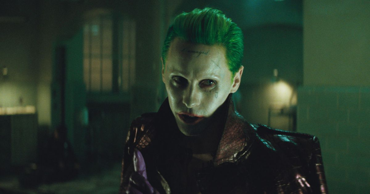 jared leto le joker de suicide squad ses plus folles m tamorphoses en images purepeople. Black Bedroom Furniture Sets. Home Design Ideas