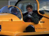 REPORTAGE PHOTOS : Quand le Prince Harry apprend à s'envoyer en l'air...