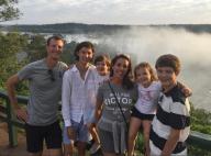 Marie et Joachim de Danemark : Touristes au Brésil avec leurs quatre enfants