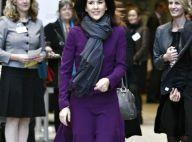 REPORTAGE PHOTOS : Mary de Danemark : la femme de l'année a ressorti sa tenue préférée !