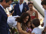 Mary de Danemark à Rio : Réunion de famille royale sur la plage d'Ipanema !