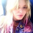 Photo de Georgia May Jagger publiée le 24 mars 2016.