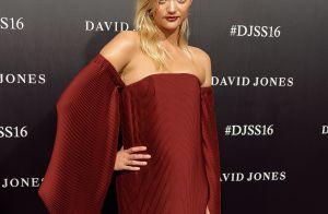 Gemma Ward, enceinte : Le top model défile et confirme l'heureuse nouvelle