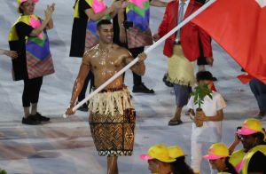 JO Rio 2016 - Cérémonie d'ouverture : Le sexy Pita Taufatofuan affole la Toile !