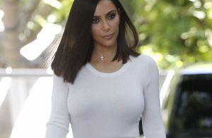 Saint West : Son fou rire avec Kim Kardashian fait craquer les internautes