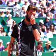 Le tennisman français Benoît Paire a raté sa journée au Monte Carlo Country Club à Roquebrune Cap Martin le 14 avril 2016