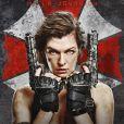 Affiche du film Resident Evil : Chapitre final (2017)