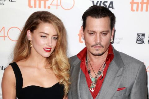Amber Heard rate son audience, un accord encore possible avec Johnny Depp ?