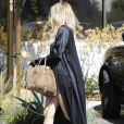 Khloe Kardashian et Scott Disick arrivent aux studios de Westlake le 12 aout 2016.