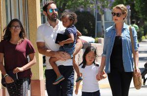 Katherine Heigl enceinte : Baby bump et sortie avec les trois amours de sa vie