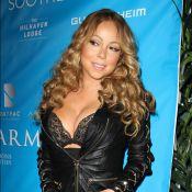Mariah Carey : Sa poitrine censurée !
