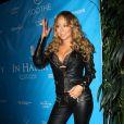 La chanteuse Mariah Carey lors du dîner donné par Brett Ratner et David Raymond en l'honneur du secrétaire général de l'ONU, Ban Ki-moon à la Private Residence à Los Angeles, le 10 août 2016. © AdMedia via ZUMA Wire/Bestimage