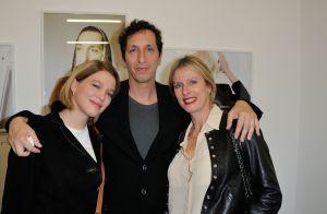 Léa Seydoux : Nue sur un lit de roses pour Louis Vuitton